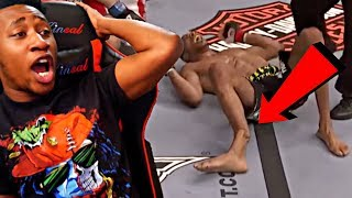 TOP 10 WORST SPORTS INJURIES CAUGHT ON CAMERA! TRY NOT TO SCREAM OR LOOK AWAY!