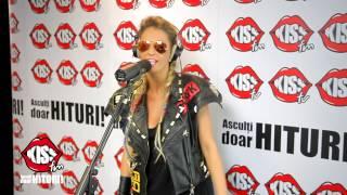 Andreea Banica - Love in Brasil live @ Kiss FM