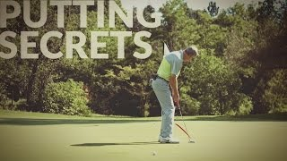 PUTTING SECRETS; #1 in GOLF WISDOM Shawn Clement