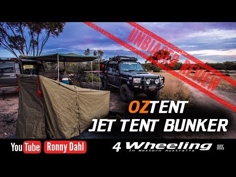 OZTent JET TENT BUNKER review (unbiased)