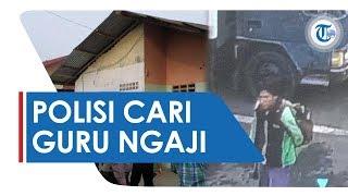 Kasus Bom Bunuh Diri Mapolrestabes Medan, Polisi Masih Mencari Guru Ngaji Pelaku