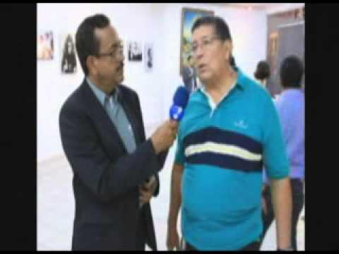 Willian mostra a Exposição 10 anos sem Vitor Ugo - Gente de Opinião