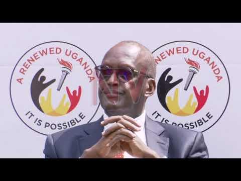 Former spy chief Tumukunde unveils presidential bid