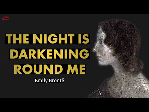 The Night is Darkening Round Me - Emily Brontë poem reading | Jordan Harling Reads