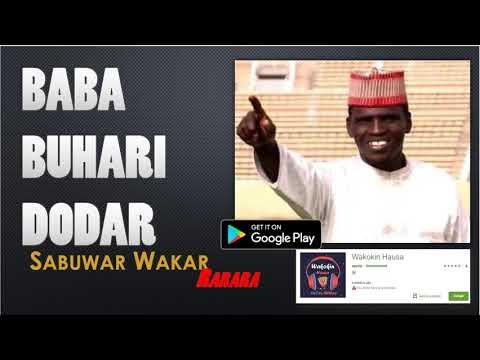 Rarara -  Sabuwar Wakar Rarara -  Baba Buhari Dodar - COMPLETE!