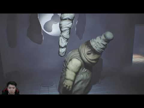 DIREBUT MONSTER GEMBUL!!! - Little Nightmares ( Part 6 )