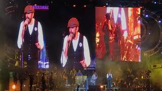 Juan Luis Guerra y Johnny Ventura en vivo - Moca a Paris. Festival Presidente 2017