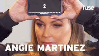 Angie Martinez: Issa Blebrity Match | Cipha Sounds What's Ur Thing: Do The Damn Thing