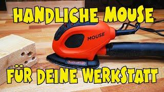 Lidl - Black+Decker BDM 55 Dreieckschleifer Mouse - Vorstellung und Einsatz
