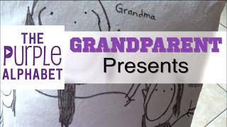 HOW TO MAKE CUSTOM DRAWN PILLOWS - Easy Grandparent Gift