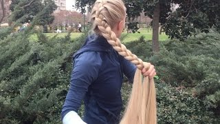 RealRapunzels  Top Quality Hair 3  Fitness Rapunzel Preview