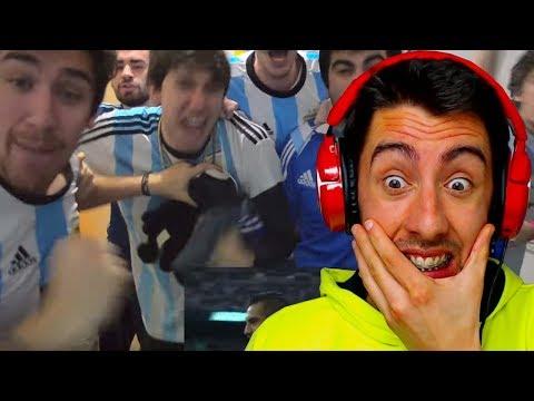 ARGENTINA vs CHILE | LOS DISPLICENTES [FINAL COPA AMERICA 2016] | ElShowDeJota
