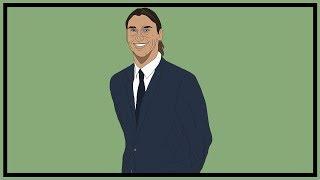 Zlatan Ibrahimovic: A Brief History Of