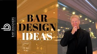 Bar Design Ideas - How To Design And Build A Better DIY Bar
