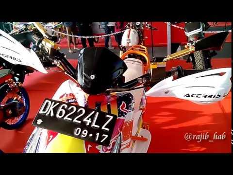 Video Modifikasi Motor X - Ride Super Hero