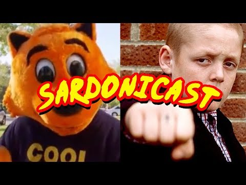 Sardonicast #03: Cool Cat, This is England