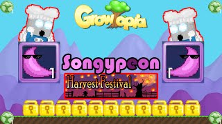 Growtopia | How To Make Songypeon (Harvest Fest) - Songypeon nasıl yapılır ?