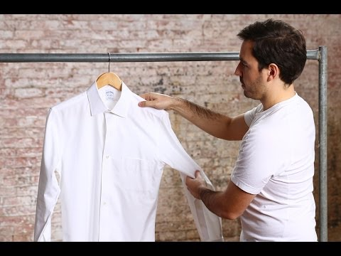 5 Tips for Keeping your Dress Shirt Crisp