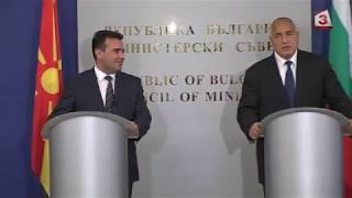 Борисов: Груевски нито е искал български паспорт, нито му е издаван такъв