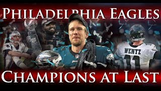 Philadelphia Eagles - Champions at Last | Kholo.pk