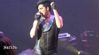Adam Lambert 20th Century Boy, Honolulu 102510 .m4v