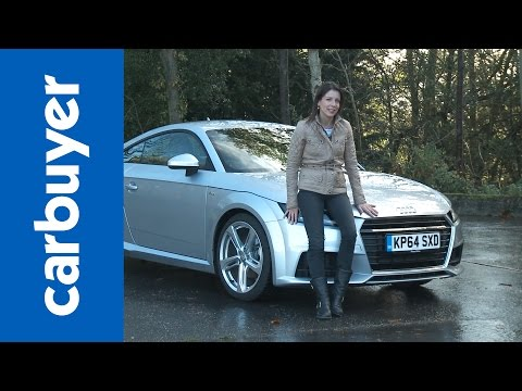 Audi TT coupe - Carbuyer