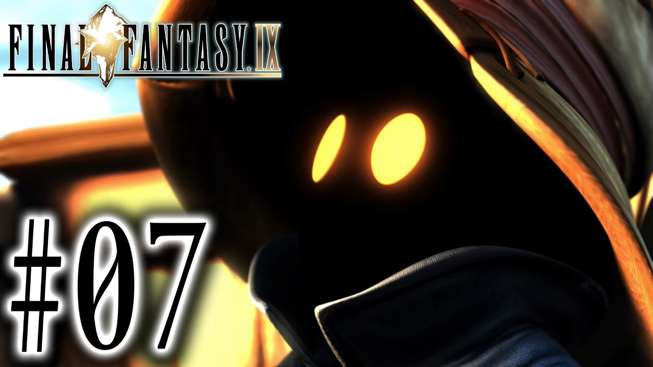 Final Fantasy IX – Part 07: Die Ankunft in Lindblum