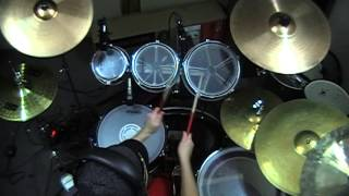 Judas Priest - Leather Rebel (Drum Cover)