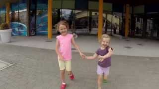 preview picture of video 'Aquadrom - Ruda Śląska'