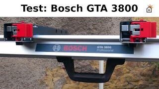 Arbeitstisch Bosch GTA 3800