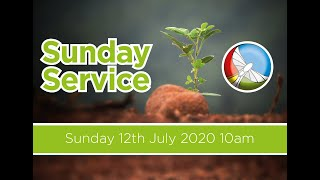 Sunday Service with Bishop Ruth - 12th July