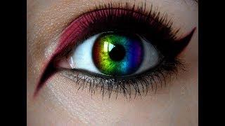 Самые редкие и необычные цвета глаз в мире
