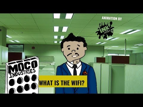 What is the Wifi - Moco Industries by Inkeater & Cyn