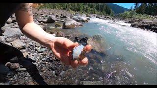 Swift Creek Jasper And Blue Agate