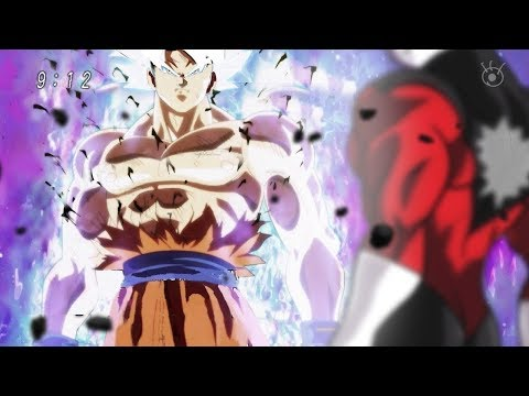 dragon ball super amv perfect ultra instinct goku vs jiren n