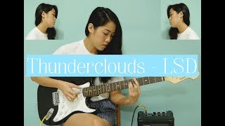 LSD - Thunderclouds ft. Sia, Diplo, Labrinth [Cover by Joy Heng]