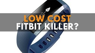 Is this the best Fitbit Alternative on the cheap? A Cheap Fitness Tracker for Heath, Sleep, Steps
