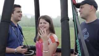preview picture of video 'Engagement Proposal Video, Sirjan Xhurxhi & Irena Palamani , Charlottesville, VA June 8th 2013'