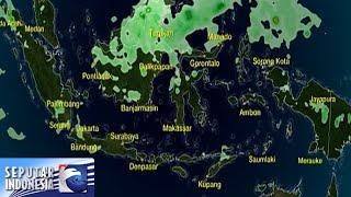 BMKG Memprediksi Indonesia Akan Diguyur Hujan Beberapa Hari Kedepan Sindo Pagi 14 Nov 2015