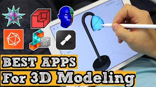 3D Modeling Apps For Android