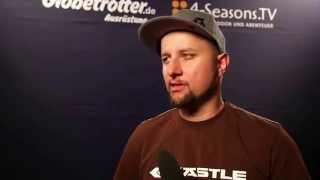 Freerider Sascha Schmid im Interview für 4-Seasons TV