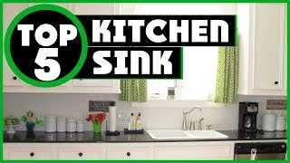 Best Kitchen Sinks 2021 * Top 5 Kitchen Sink Reviews
