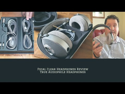 Focal Clear Headphones Review – £1,400 Audiophile Nirvana