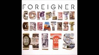 Foreigner   'Complete Greatest Hits' (Full Album)