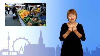 preview picture of video 'A Taste of  Vienna in british sign language'
