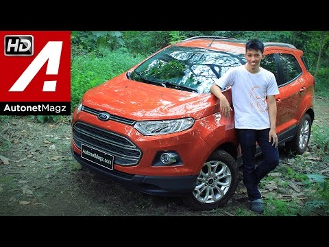 Test Drive Ford Ecosport Indonesia By Autonetmagz Part