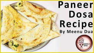 paneer dosa recipe in hindi nisha madhulika - Thủ thuật máy