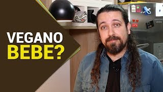 Vegano bebe cerveja, vinho ou qualquer outra bebida alcoólica?