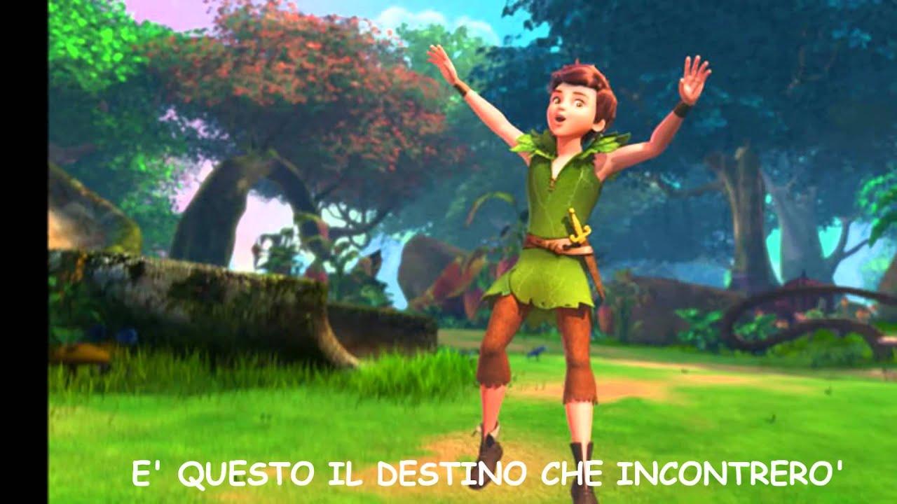 SULLE ALI DEL MONDO ★ La Canzone di Peter Pan