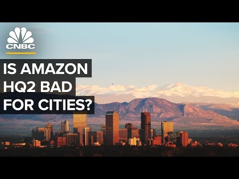 Download Is Amazon HQ2 A Bad Gamble For Cities? Mp4 HD Video and MP3